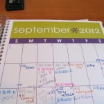 September Goals – Reviewed