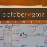 October 2012 How did I do?