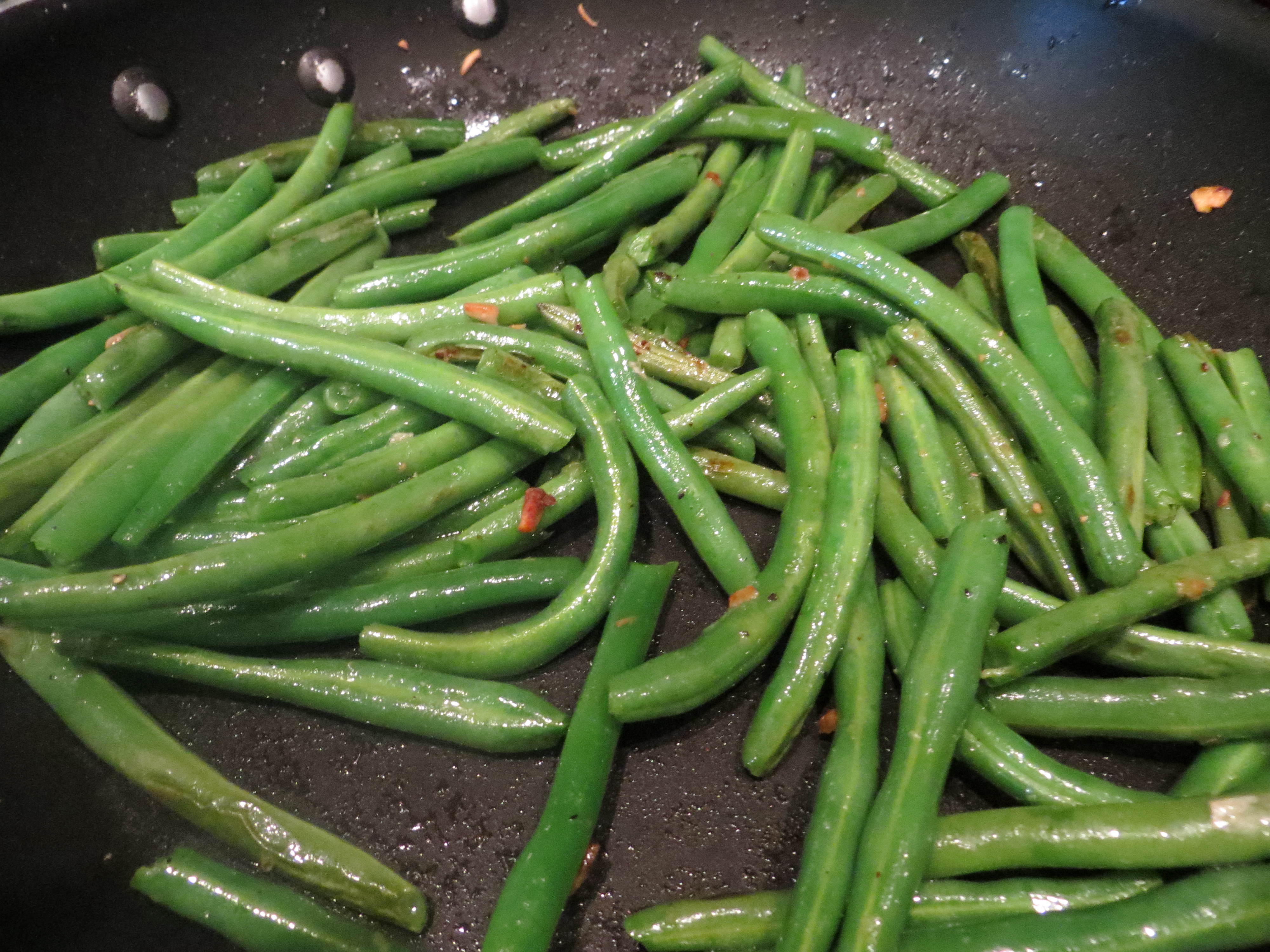 The Best Green Beans EVER!