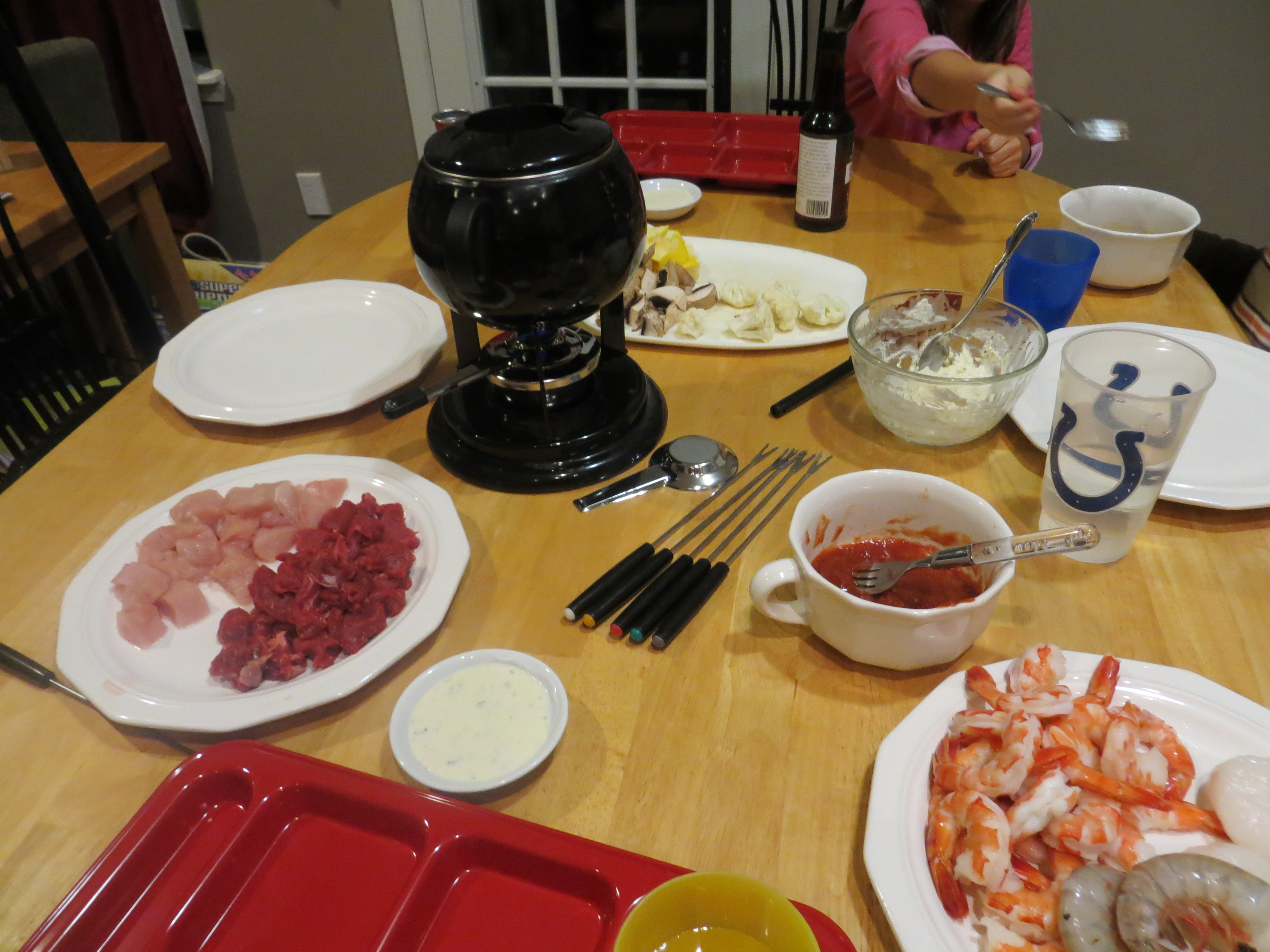 Fondue is FUN!