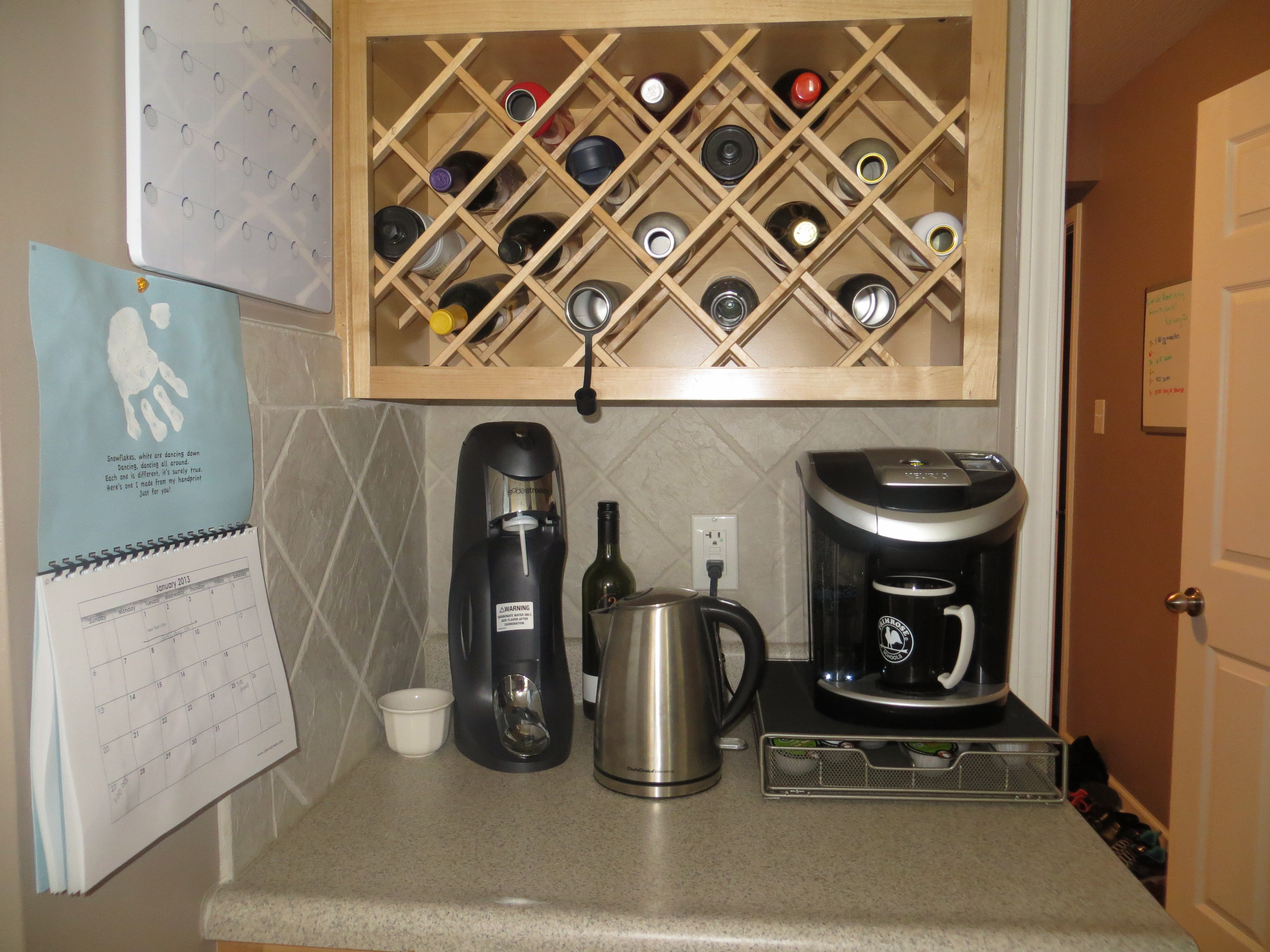 Create a Drink Station