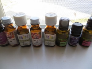 essential oils 001