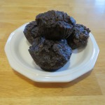 Chocolate Banana Muffins – Morning Goodness!
