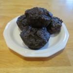 Chocolate Banana Muffins – Morning Goodness!