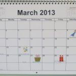 March Goals Re-cap