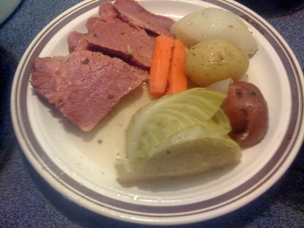 Corned Beef and Cabbage – Saint Patrick's Day Tradition