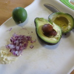 It's almost Cinco de Mayo, enjoy my easy, healthy Guacamole!