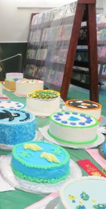 Love the cakes!