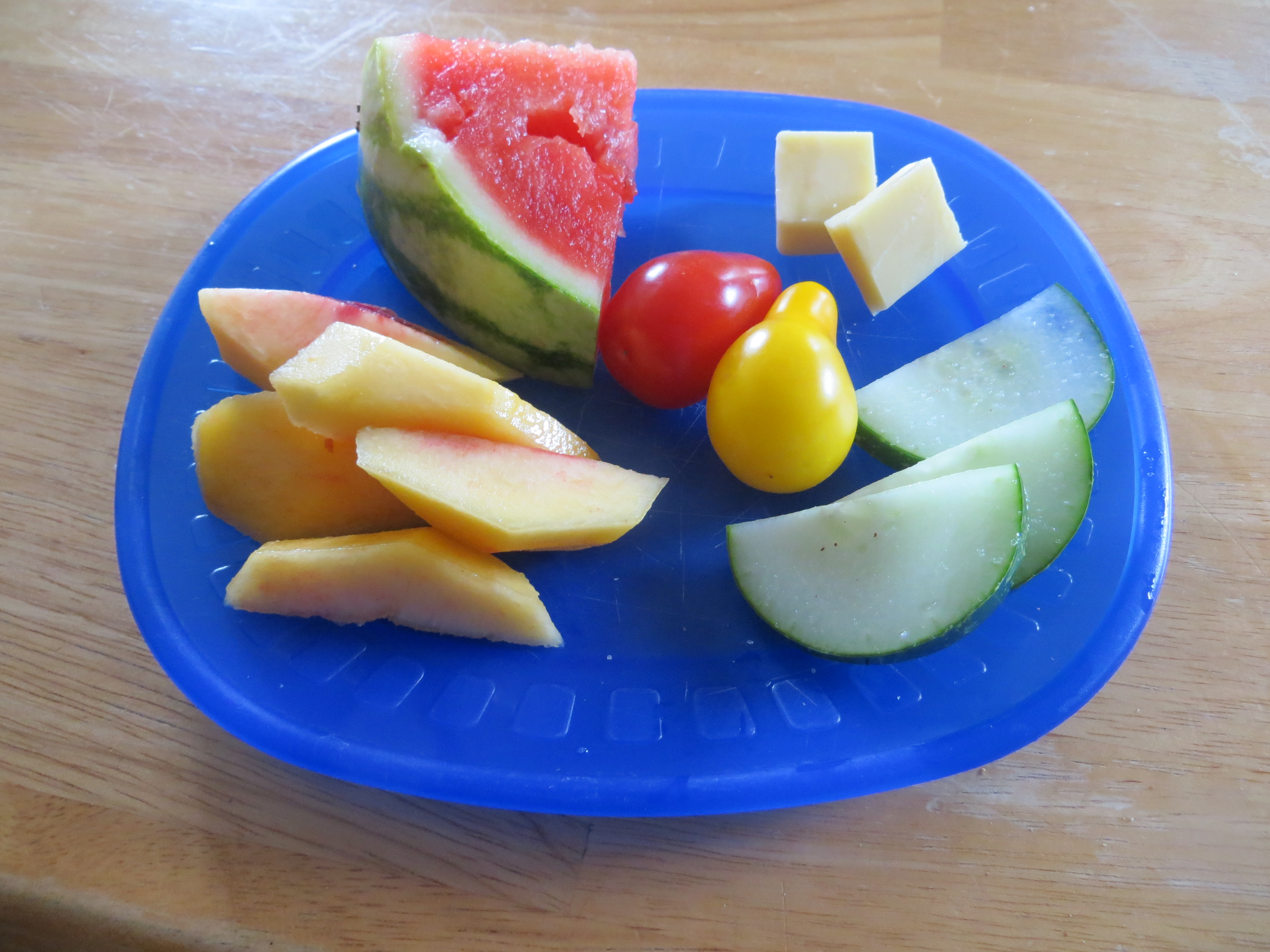 An Easy, Healthy After School Snack!