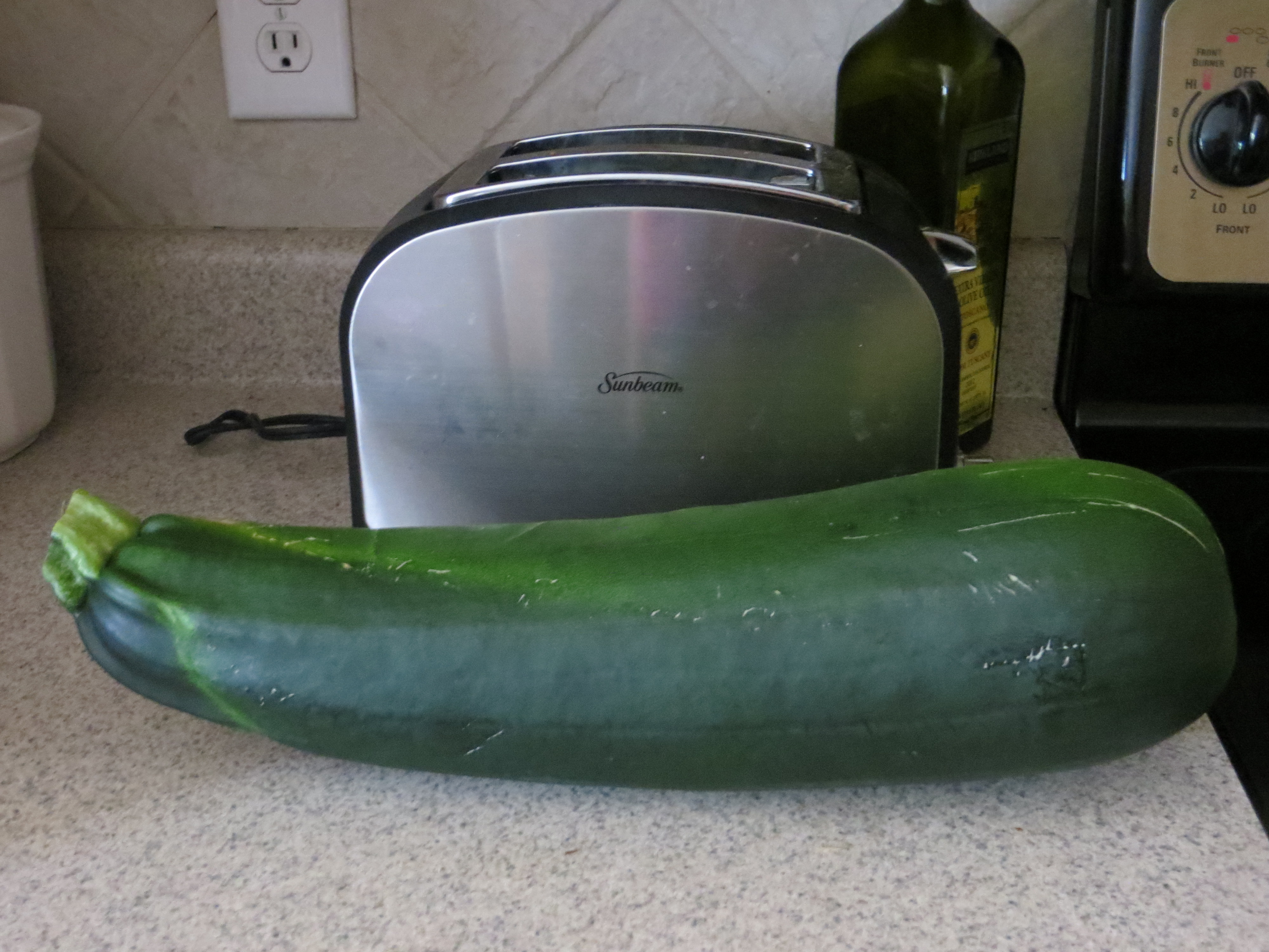 Extra Zucchini?  Here's an EASY way to store it!
