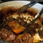 Comforting (and easy) Beef Roast