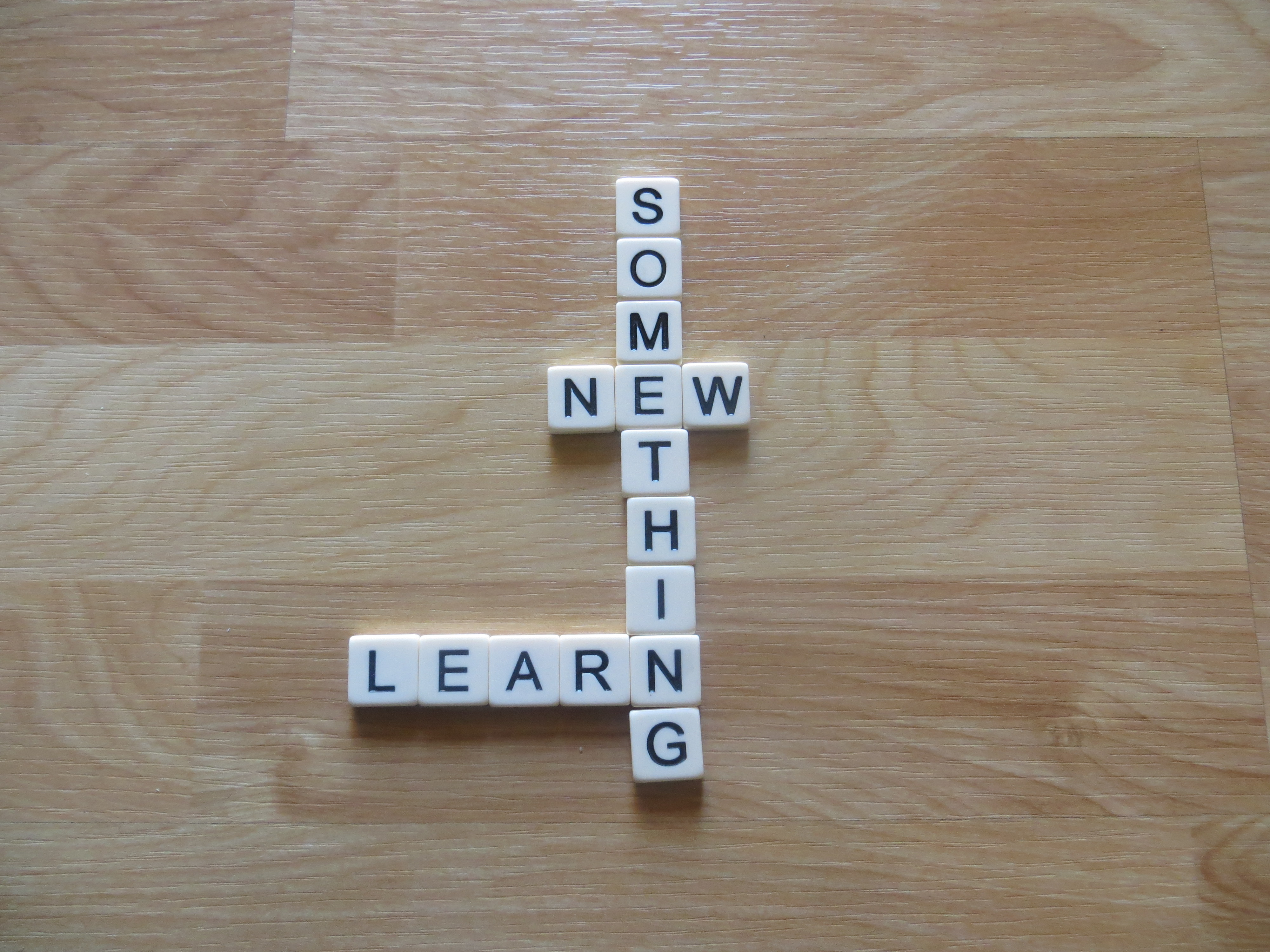 Tuesday Challenge – Learn Something New