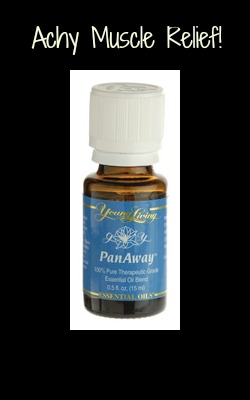 Check out Young Living's PanAway