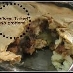 Easy (but impressive) day after Turkey Potpie!