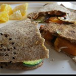 3 Step Sweet Potato Quesadillas