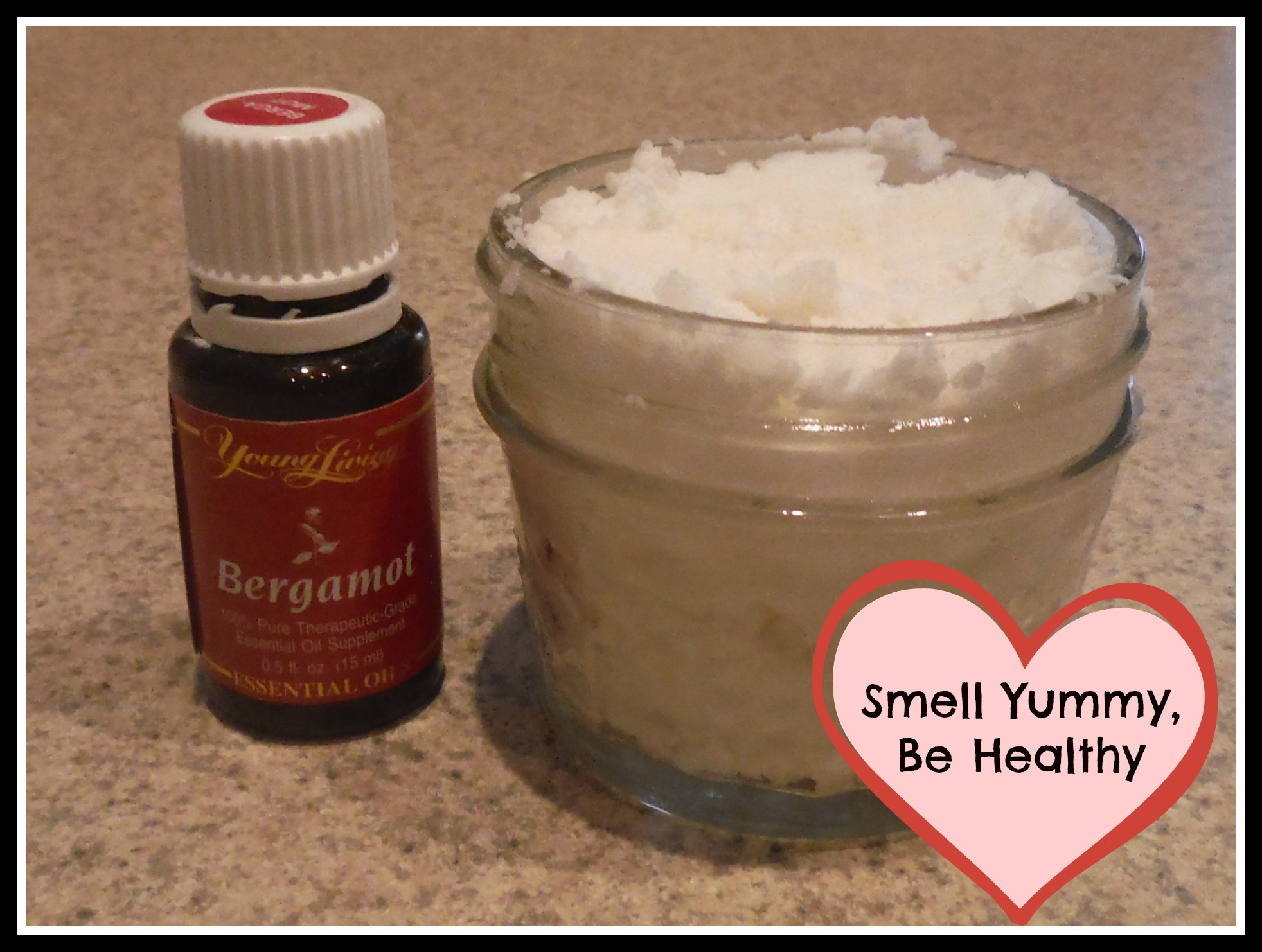No need to be a hippy to make your own deodorant!