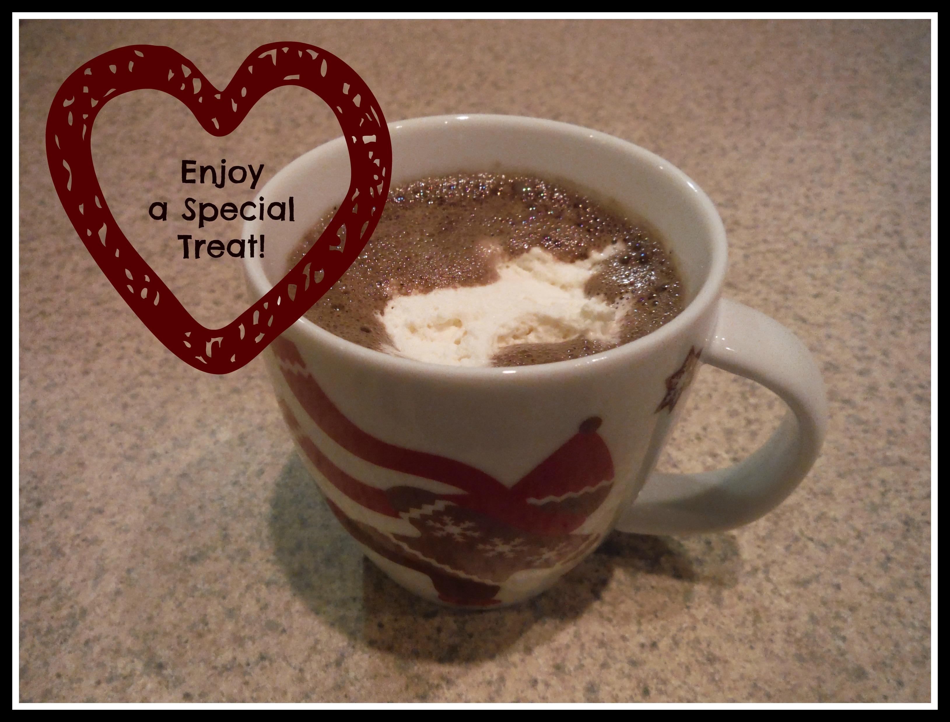 Mocha Coffee Creamer or Hot Chocolate – YOUR Choice