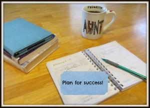 Weekly Goals – April 7 – 13