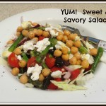 Sweet and Savory Salad