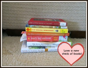 Things I love – Book Reviews