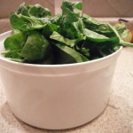 Healthier Creamed Spinach