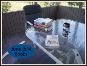 June 2014 books
