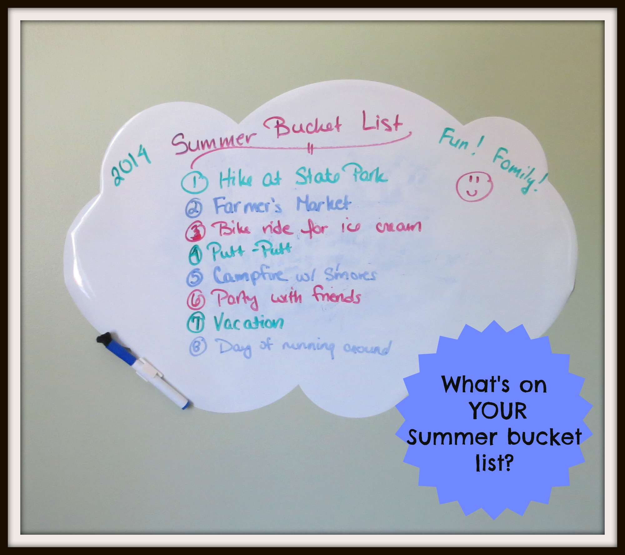 How will YOU spend YOUR summer?