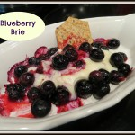 Easy and Elegant Blueberry Brie