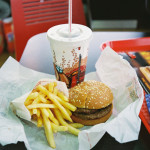 Top five ideas for eating better at a fast food restaurant