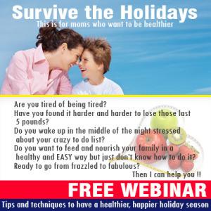 FREE Healthy Holidays Webinar