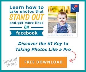 FREE #1 Key to Taking Photos Like a Pro