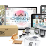 The Ultimate Homemaking Bundle Sale