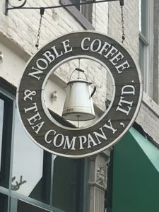 Best coffee shops North of Indy