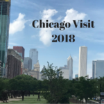 Chicago Visit – Day 1