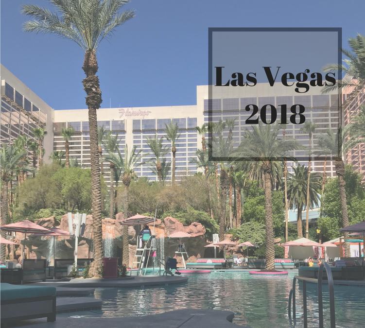 Las Vegas 2018 – Days 3 & 4