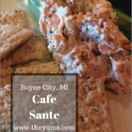 Cafe Sante in Boyne City, MI