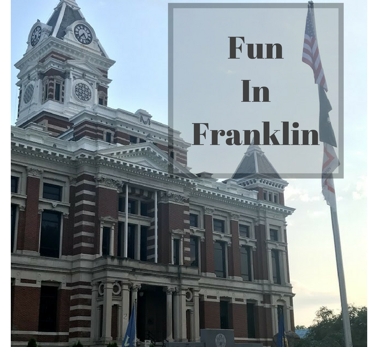 Exploring and Enjoying Franklin, IN
