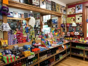 So much candy to be found at Rocket Fizz in the Village at Winona in Winona Lake, Indiana