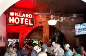 Delicious food and a great atmosphere at The Willard in Franklin, IN