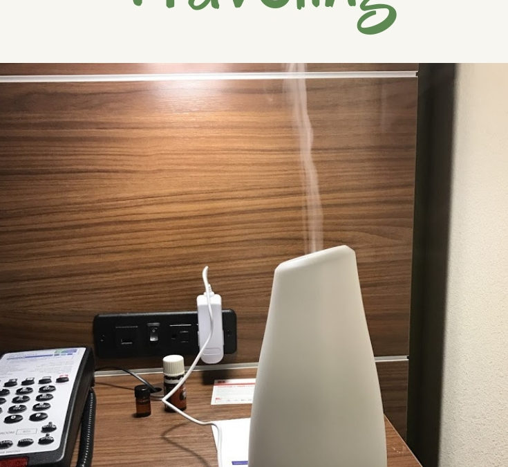 Essential Oils on Vacation