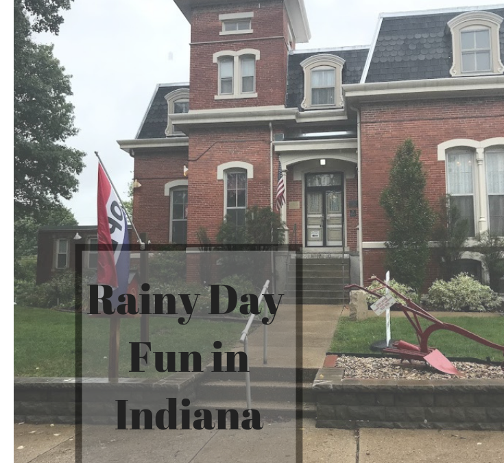 Rainy Weekend Fun