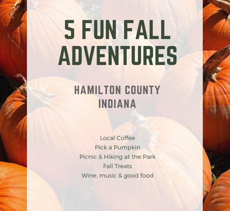 Fall Fun in Hamilton County Indiana