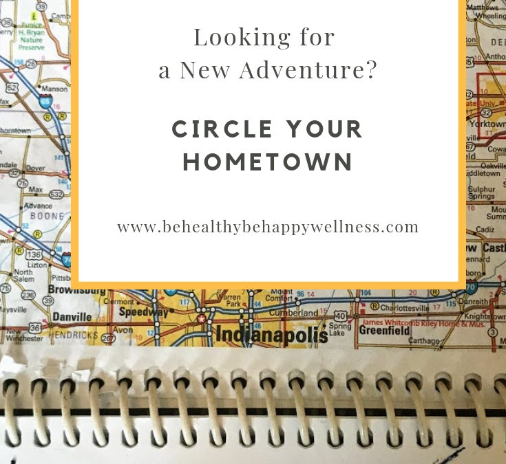 Circle Your Hometown