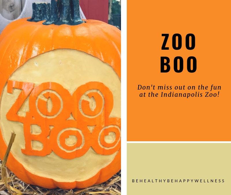 Halloween Fun at ZooBoo