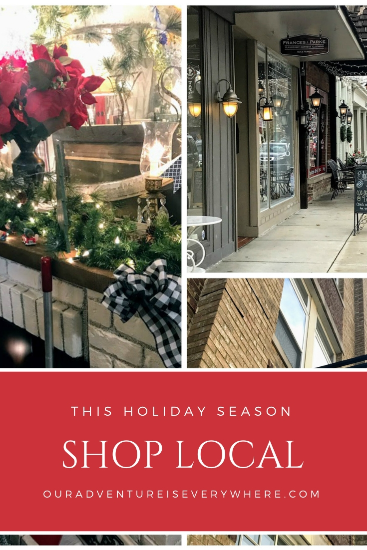 Local shopping for your holiday gifts