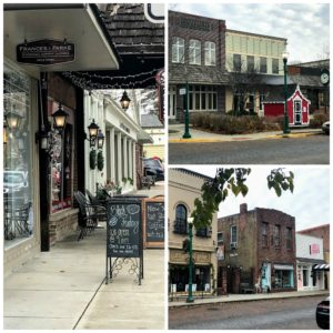Shop local in Zionsville, Indiana