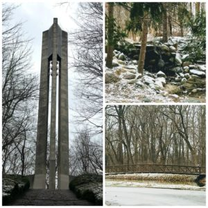Holcomb Gardens at Butler University