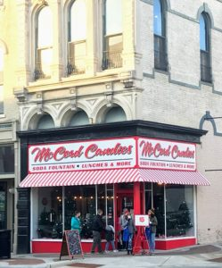 McCord Candies in Lafayette, Indiana