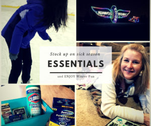 stock up on your sick season essentials and enjoy winter