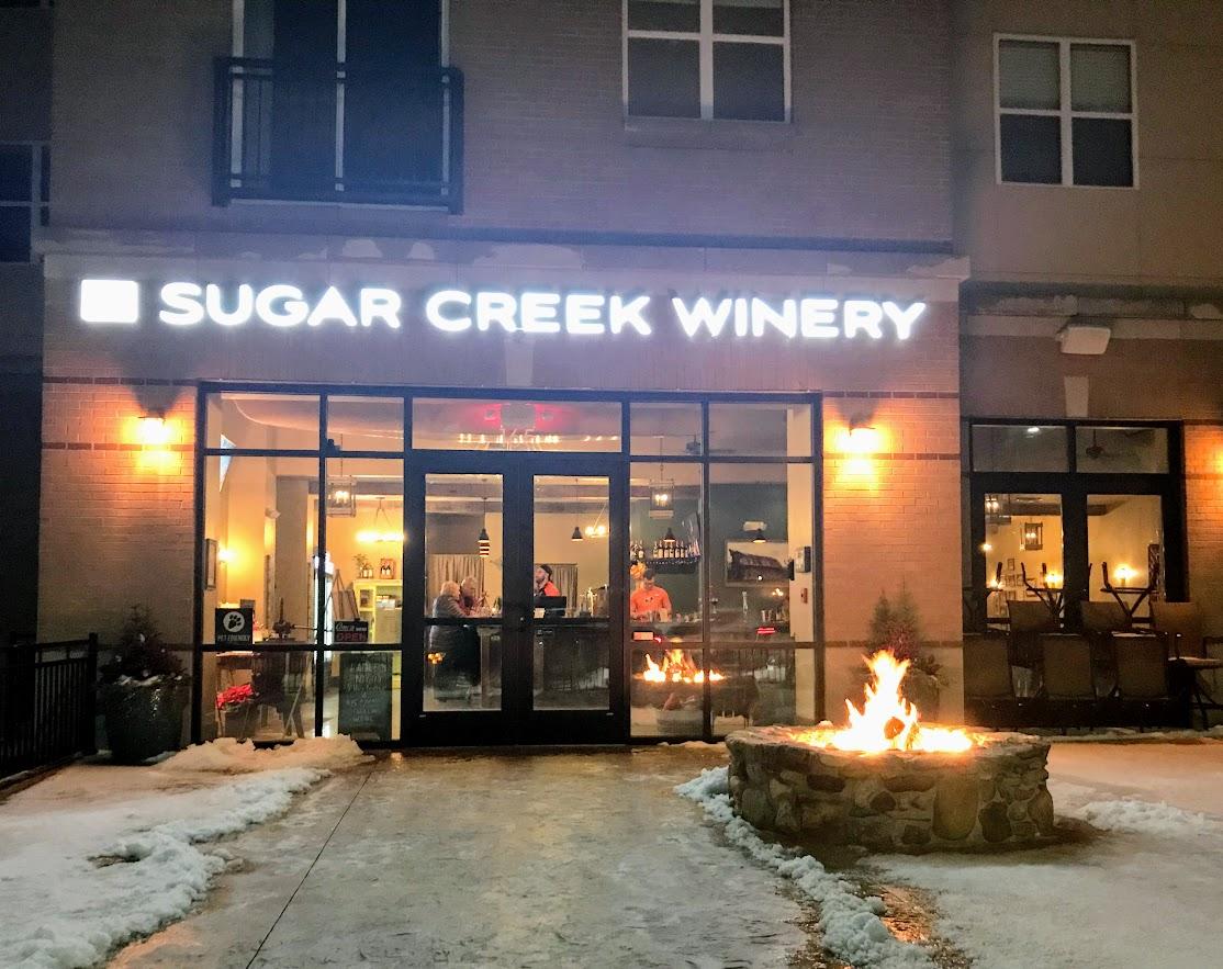 Sugar Creek Winery in Carmel, Indiana